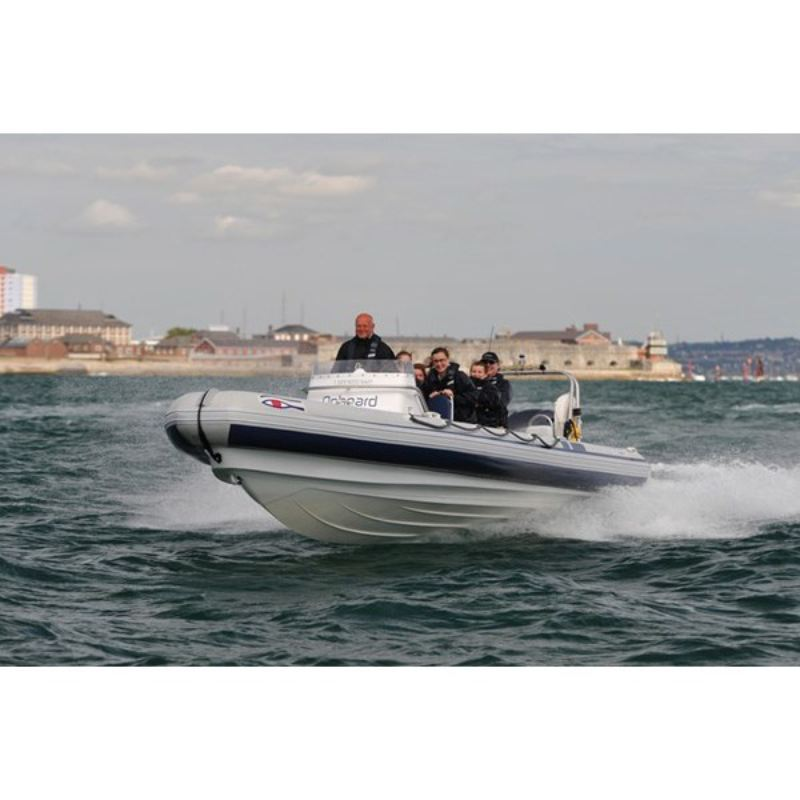 60 Minute Portsmouth and Isle of Wight RIB Blast product image