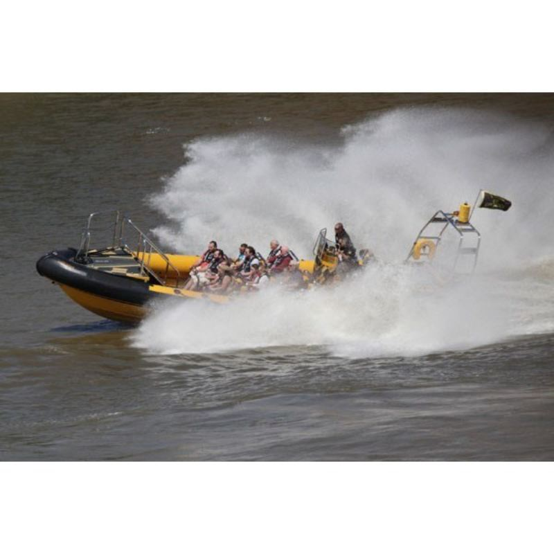 River Thames High Speed Boat Ride for One Adult product image