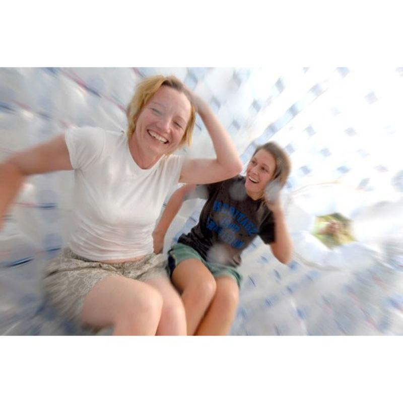 Aqua Zorbing for Three Special Offer product image