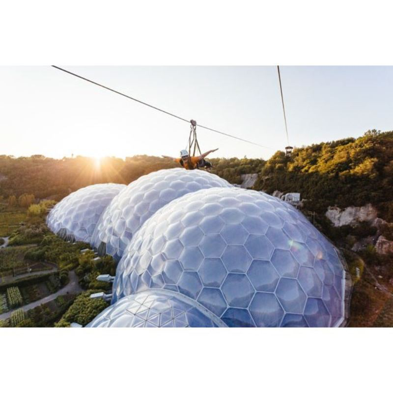 Hangloose at The Eden Project - Zip Wire, Giant Swing and Big Air product image