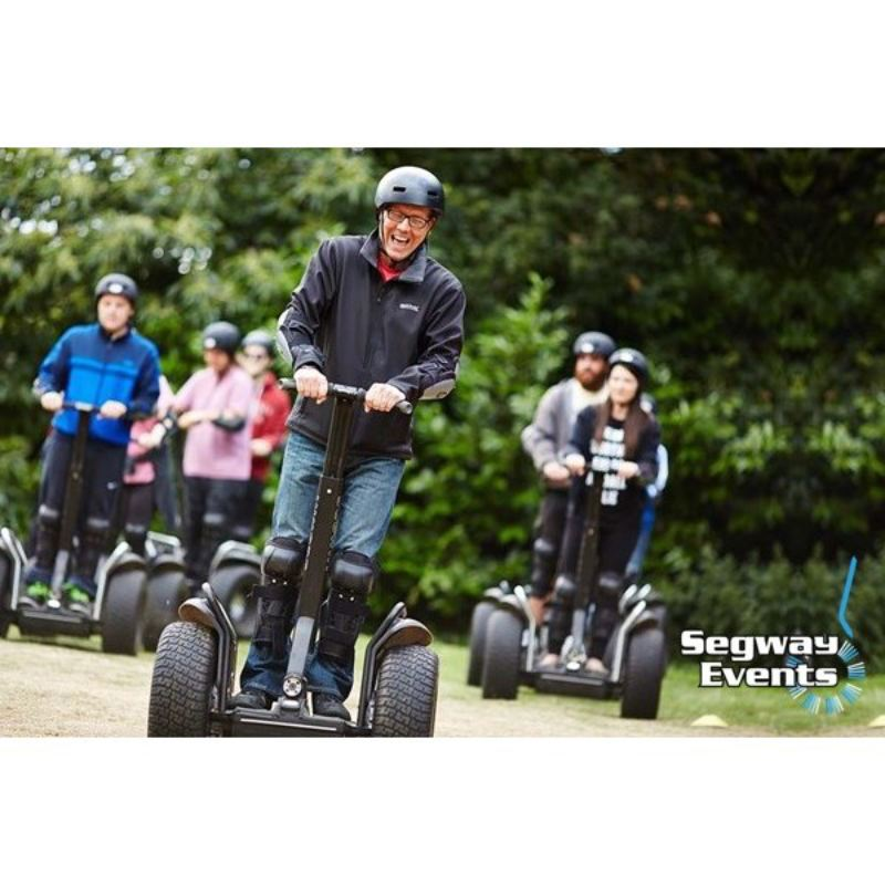 60 Minute Segway Experience for One - Weekdays  product image