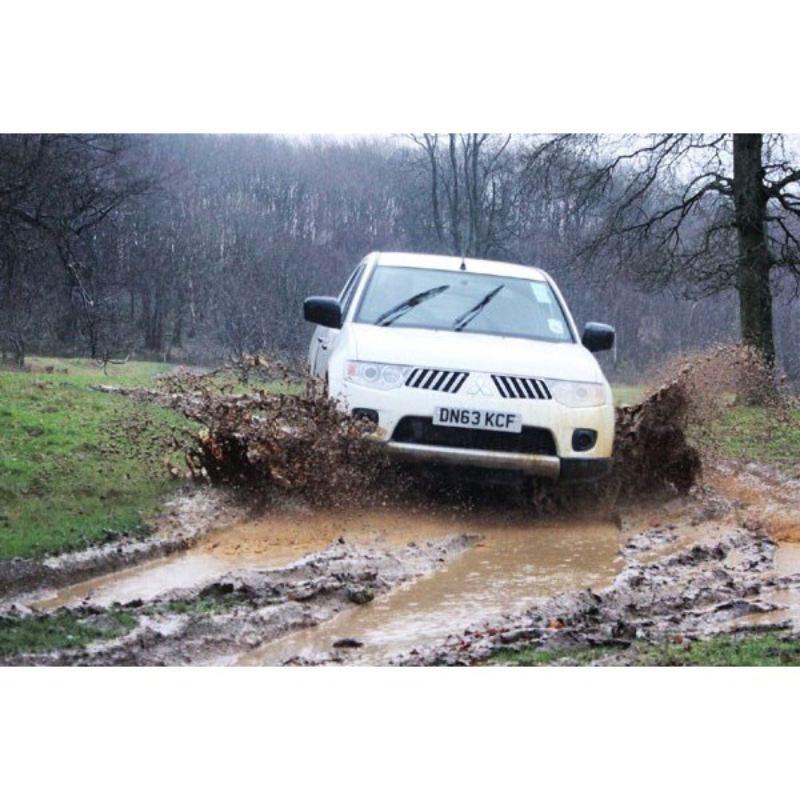 One-to-One Two Hour Off-Road Driving Experience in Kent product image
