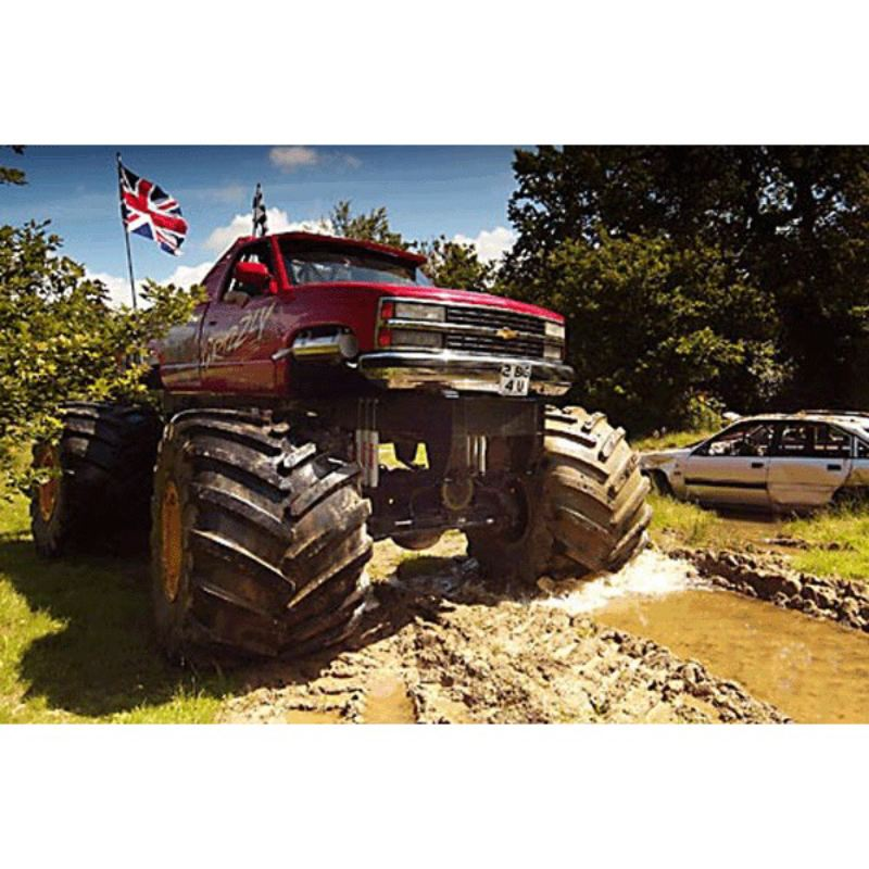 Extended Monster Truck Driving Experience product image