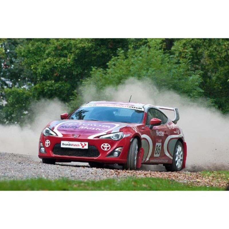 Rally Driving Experience at Oulton Park product image