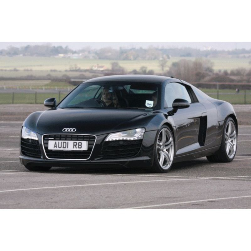 Audi R8 and Lamborghini Gallardo Driving Thrill product image