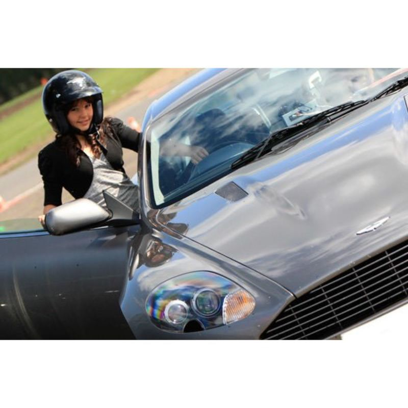 Junior Aston Martin Driving Experience product image