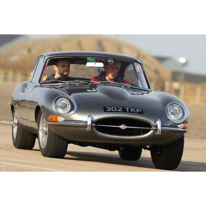 Jaguar E Type Driving Thrill product image