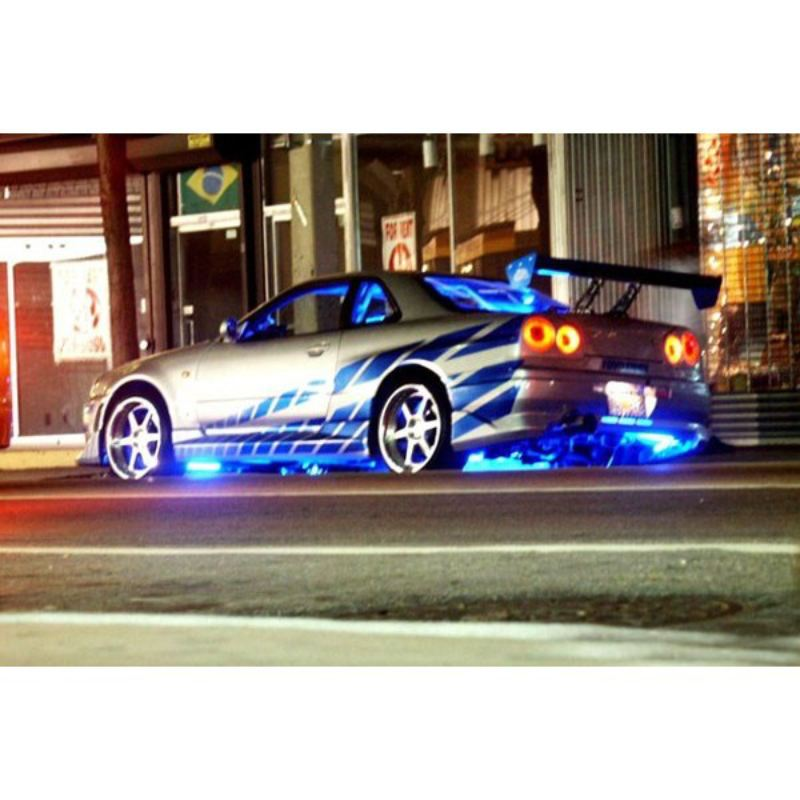 Furious Experience - Nissan Skyline and Camaro Driving Blast product image