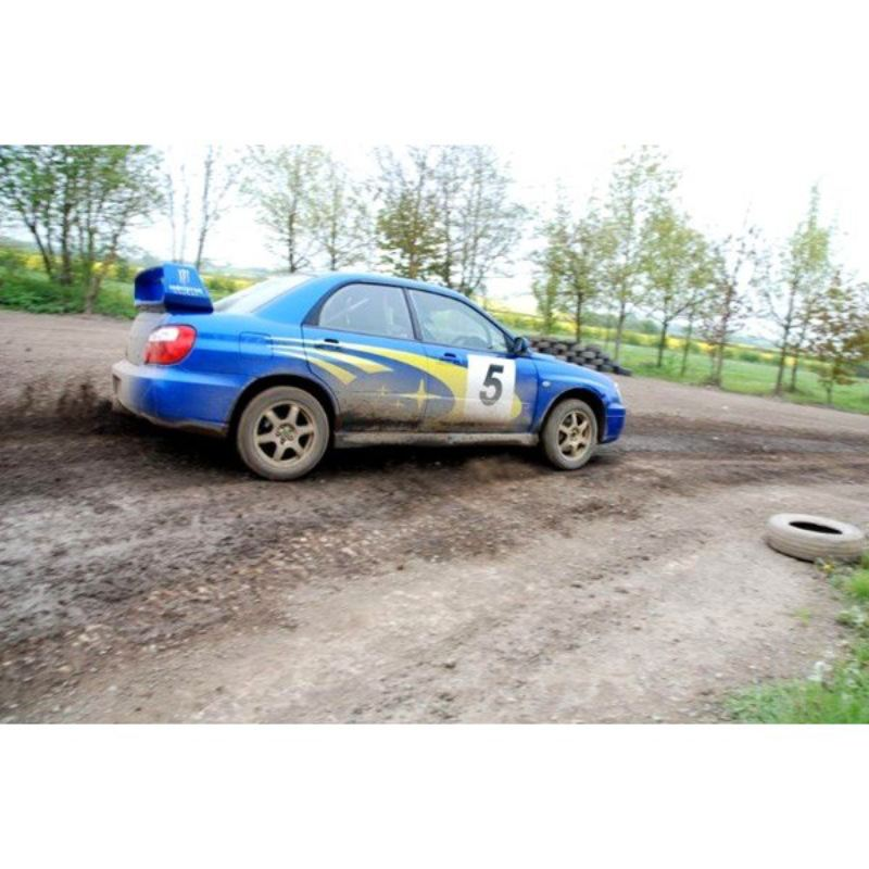Escort RS2000 and Impreza WRX Gravel Rally Driving Experience for One product image