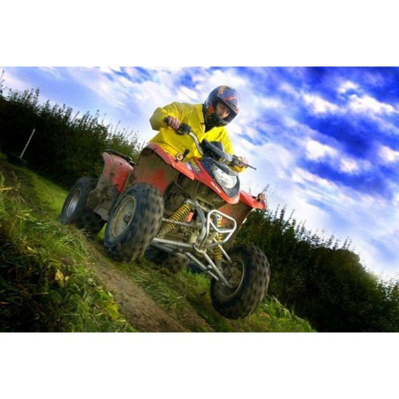 Rage Buggy and Quad Bike Experience at London Rally School for One product image