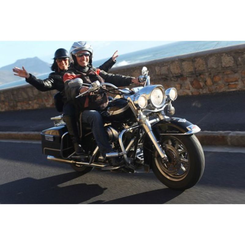 Two Hour Pillion Experience on a Classic Harley Davidson Motorcycle product image