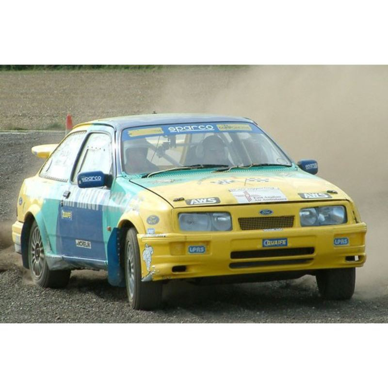 Triple Extreme Rally Driving Experience 30 Laps product image