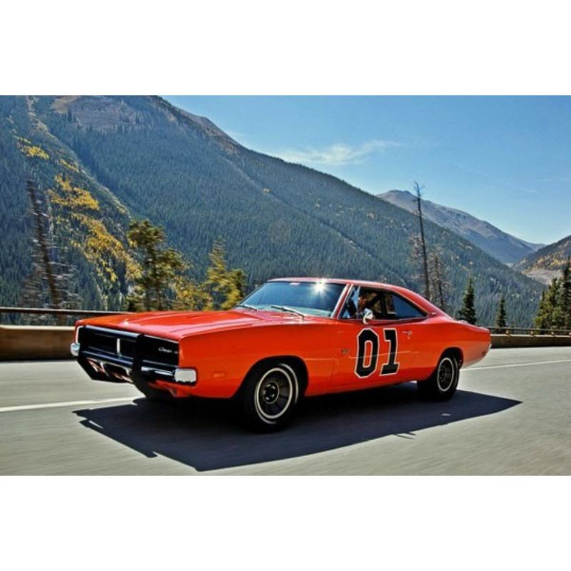Dukes of Hazzard General Lee Driving Blast Experience product image