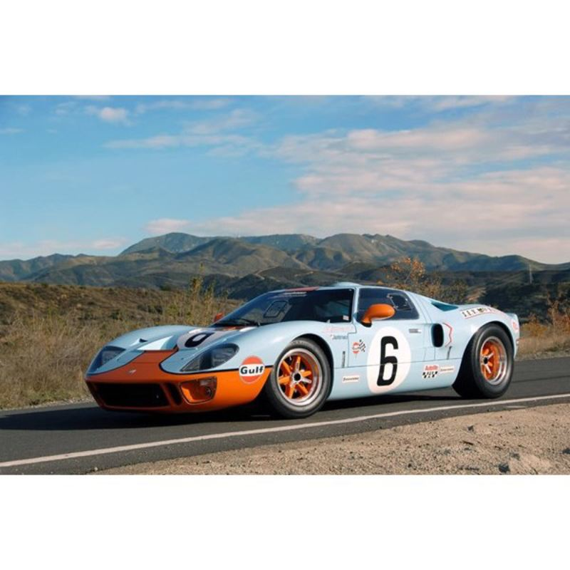 Ford GT40 Driving Thrill Experience product image