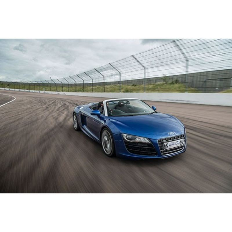 Four Supercar Blast with High Speed Passenger Ride and Photo product image