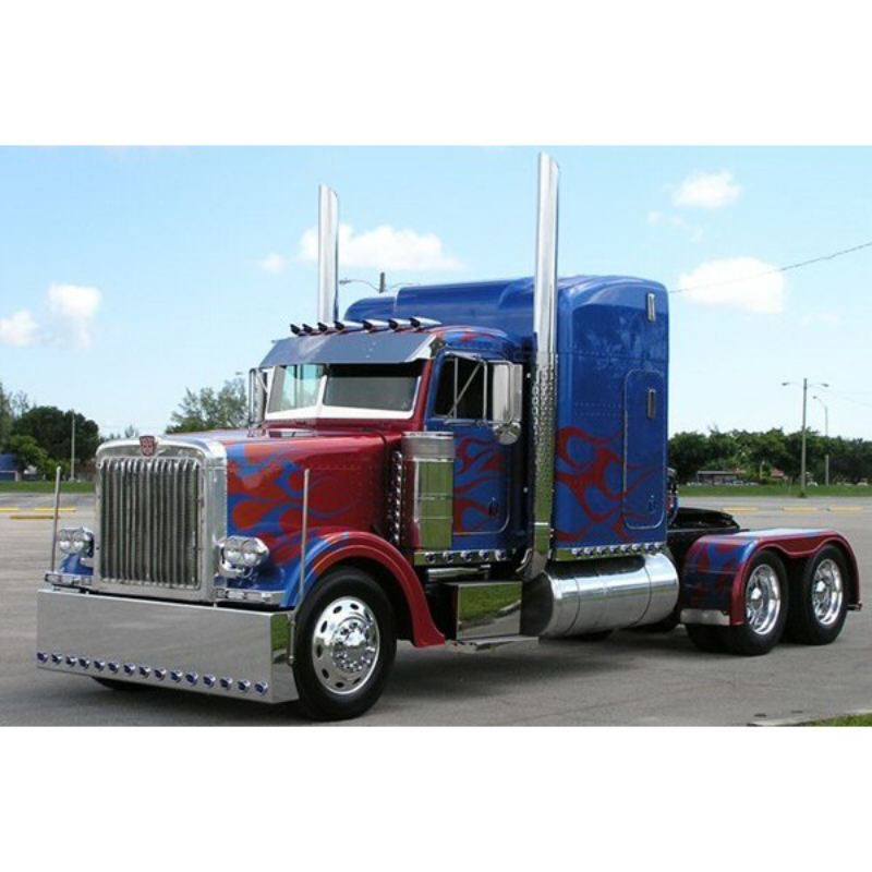 Optimus Prime American Truck Driving Experience product image