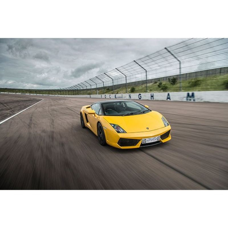 Four Supercar Driving Blast at Goodwood product image