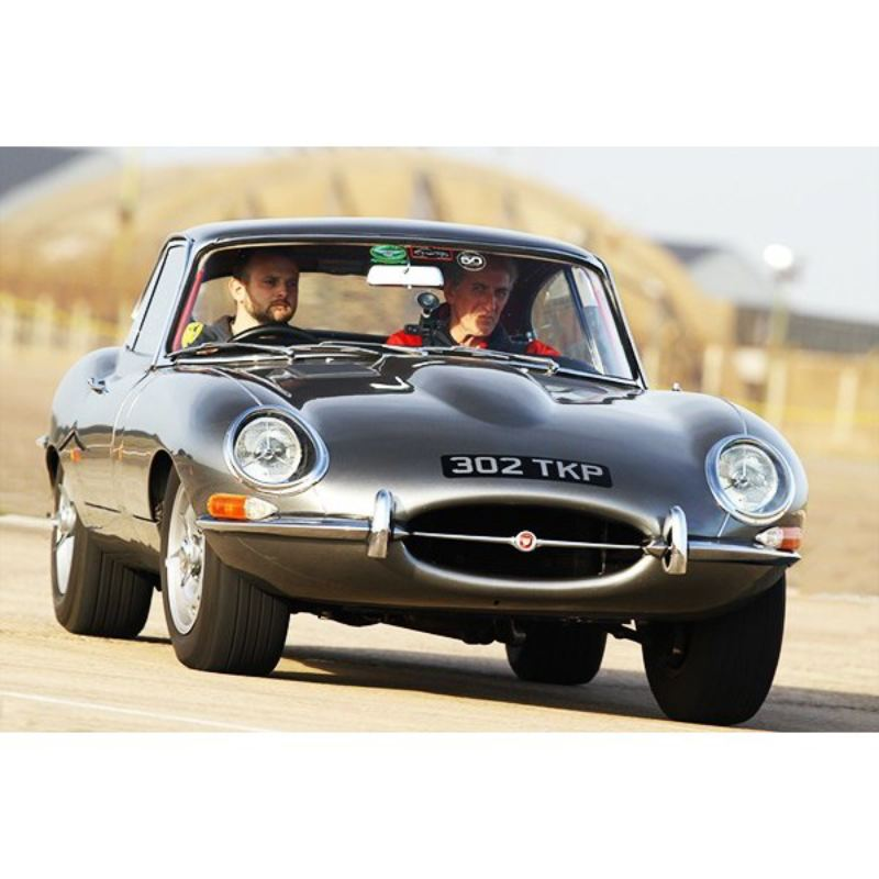 Classic Double Driving Thrill at Heyford Park – Special Offer product image