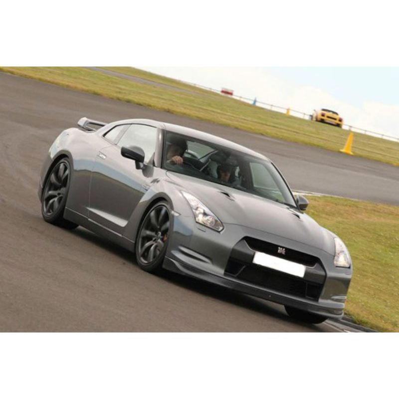 Nissan GTR Drive at Top UK Racetrack product image