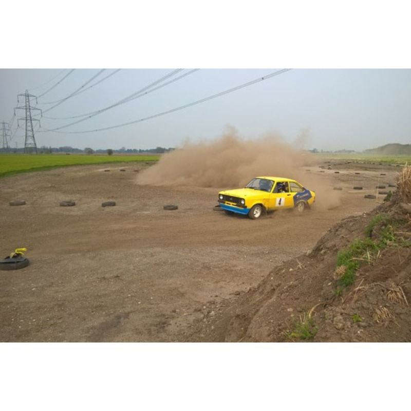 Rally Driving Taster Experience product image