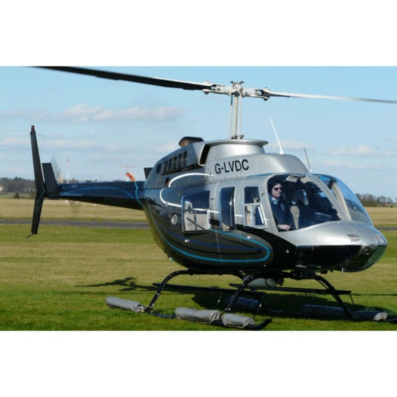 30 Minute Cornish Peninsular Helicopter Tour product image