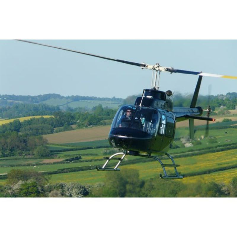 25-35 Minute Extended Helicopter Pleasure Flight Special Offer product image