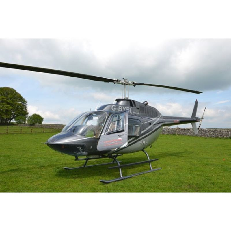 Helicopter Tour Over London for Two product image