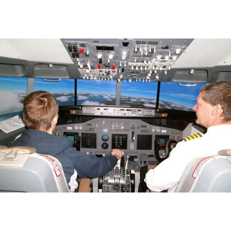 30 Minute Flight Simulator Experience product image