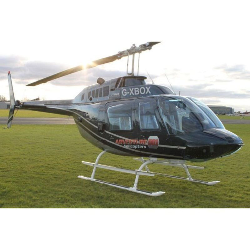 Blue Skies Helicopter Tour with Bubbly for Two product image