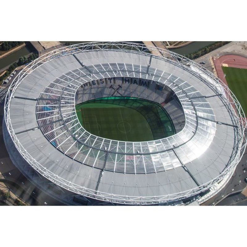 Football Stadium Helicopter Tour for Two with Bubbly  product image