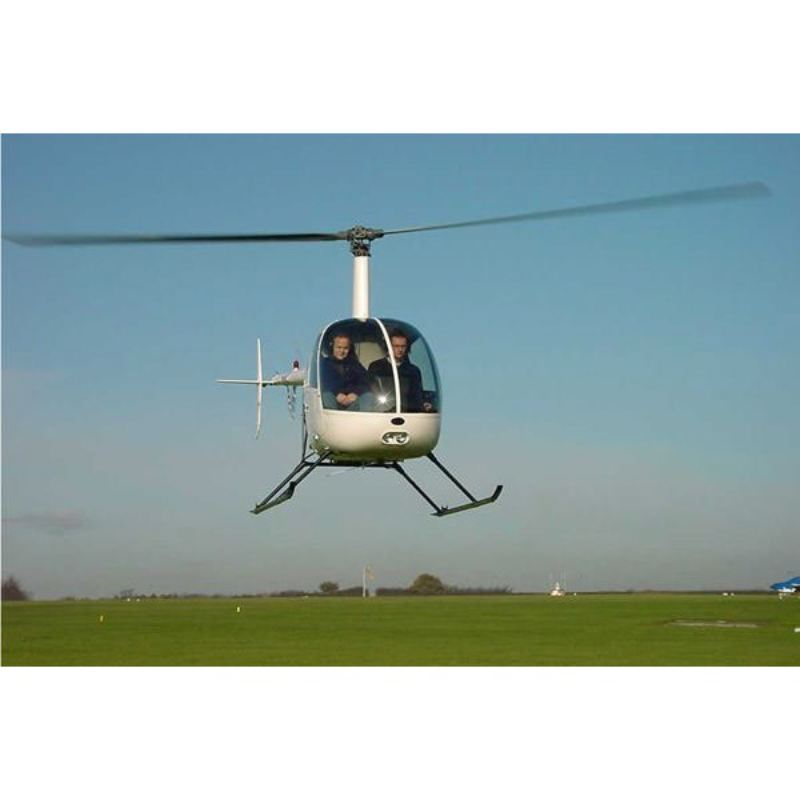 25 Minute Helicopter Flight Experience for One  product image