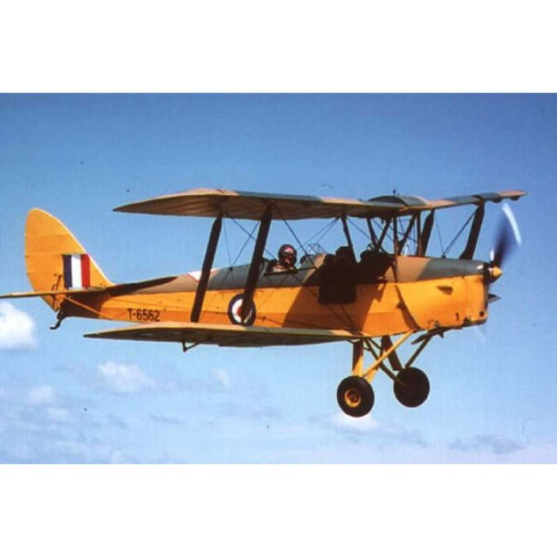 40 Minute Tiger Moth Flight product image