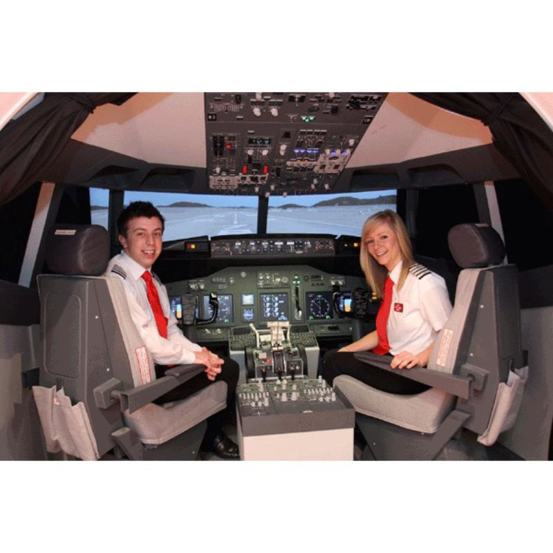 2 for 1 90 Minute Flight Simulator Experience product image