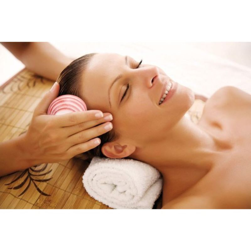 Pamper Package with Treatment and Tea at The Schmoo Spa Hilton Hotels product image