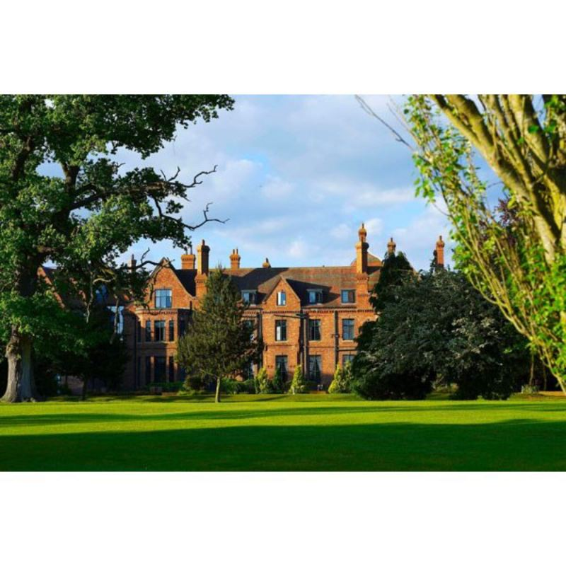 Deluxe Spa Day for Two with Treatment and Lunch at Aldwark Manor Hotel and Spa product image