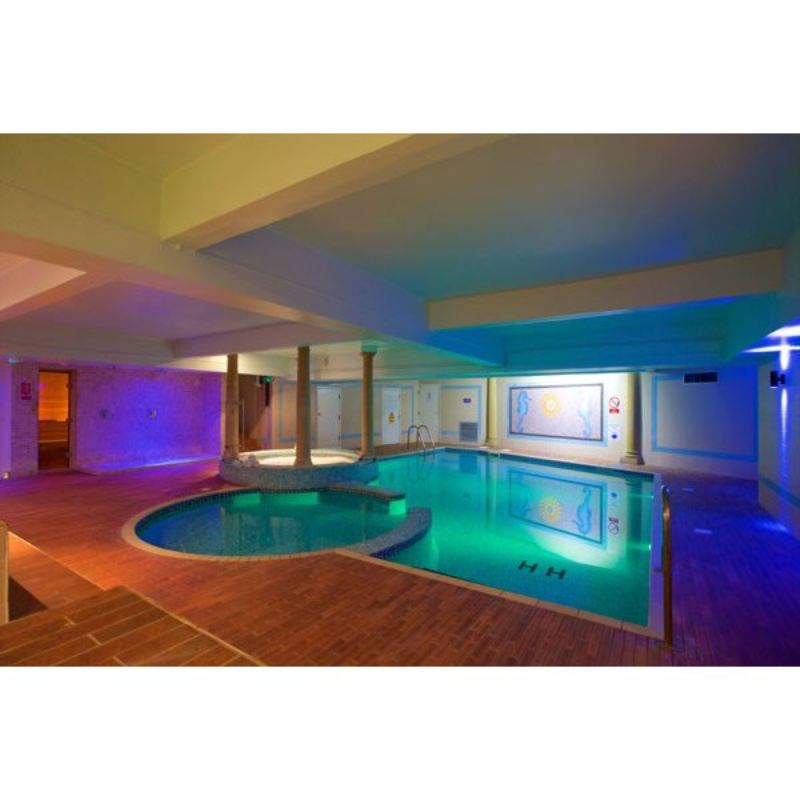 Relaxing Spa Half Day at Hallmark Bournemouth West Cliff Hotel product image
