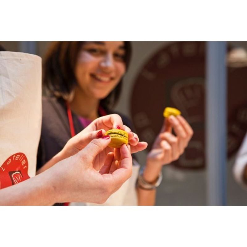 Street Food Experience for Two - 30 minute cookery lesson at L'atelier des Chefs product image
