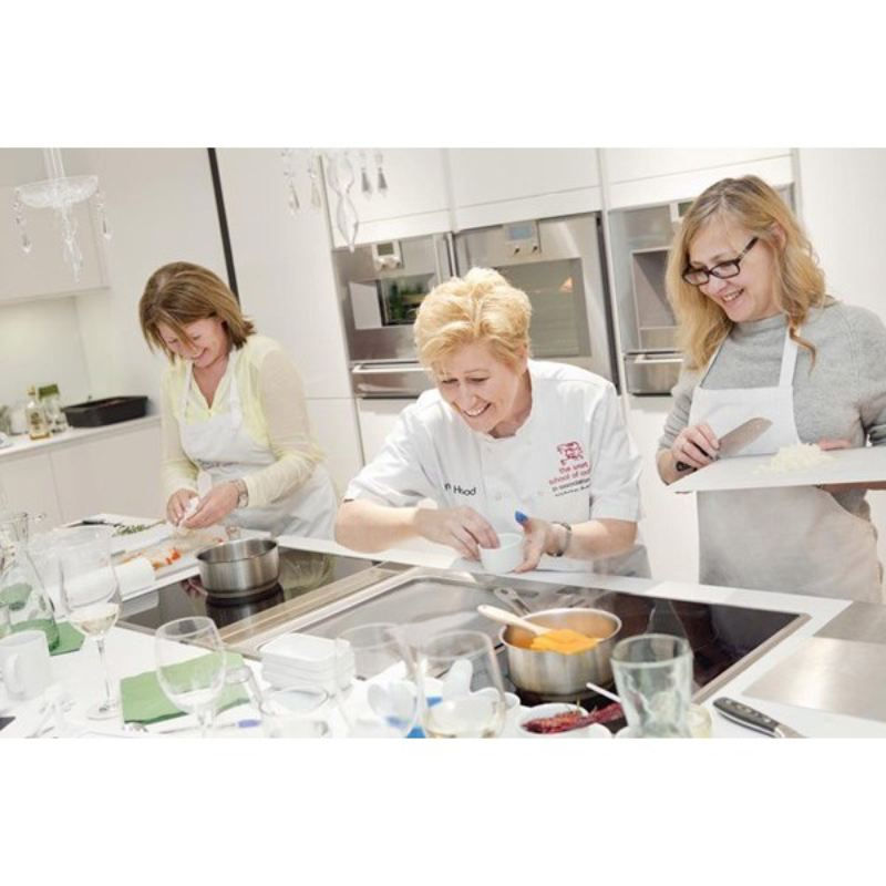 2 For 1 Half Day Cooking Class with The Smart School Of Cookery product image