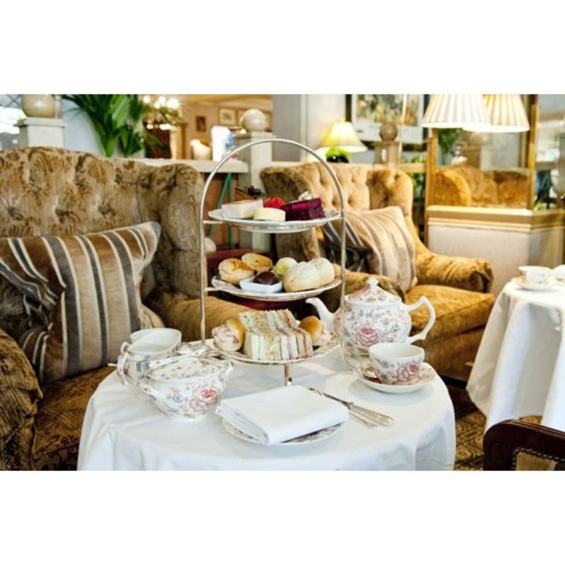 Quirky Afternoon Tea for Two Choice Voucher product image