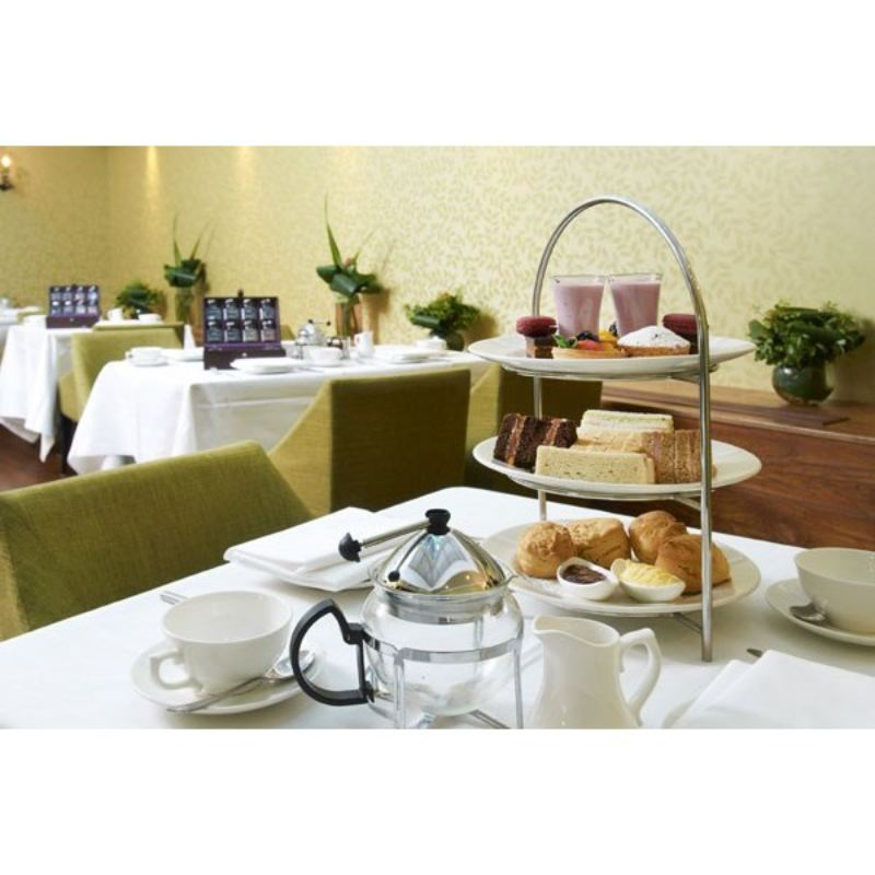 Traditional Afternoon Tea for Two at the Hilton London Islington product image