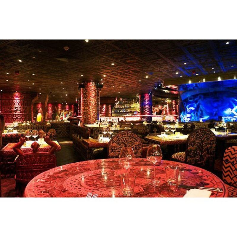 2 for 1 Three Course Dining, Cocktail and Club Entry at Shaka Zulu, Camden  product image