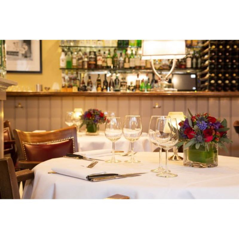 Luxury Dining for Two at Marco Pierre White London Steakhouse Co, Bishopsgate product image