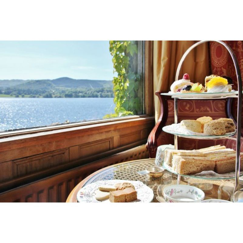 Afternoon Tea for Two at Sharrow Bay product image