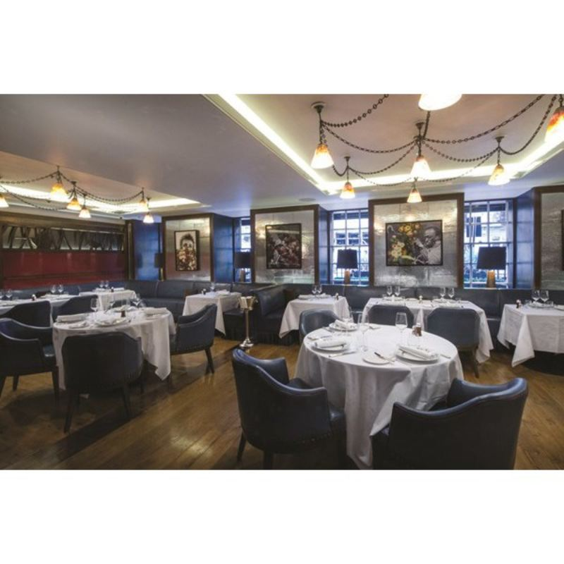 Two Course Set Lunch for Two at Corrigan's Mayfair product image