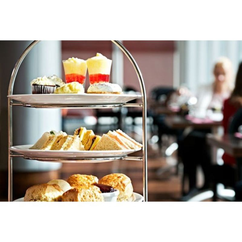 Champagne Afternoon Tea for Two at the Hilton London Angel Islington product image