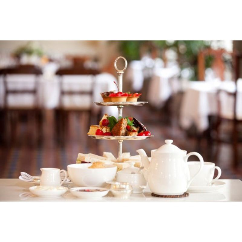 Champagne Afternoon Tea for Two at The Mill Hotel in Suffolk product image