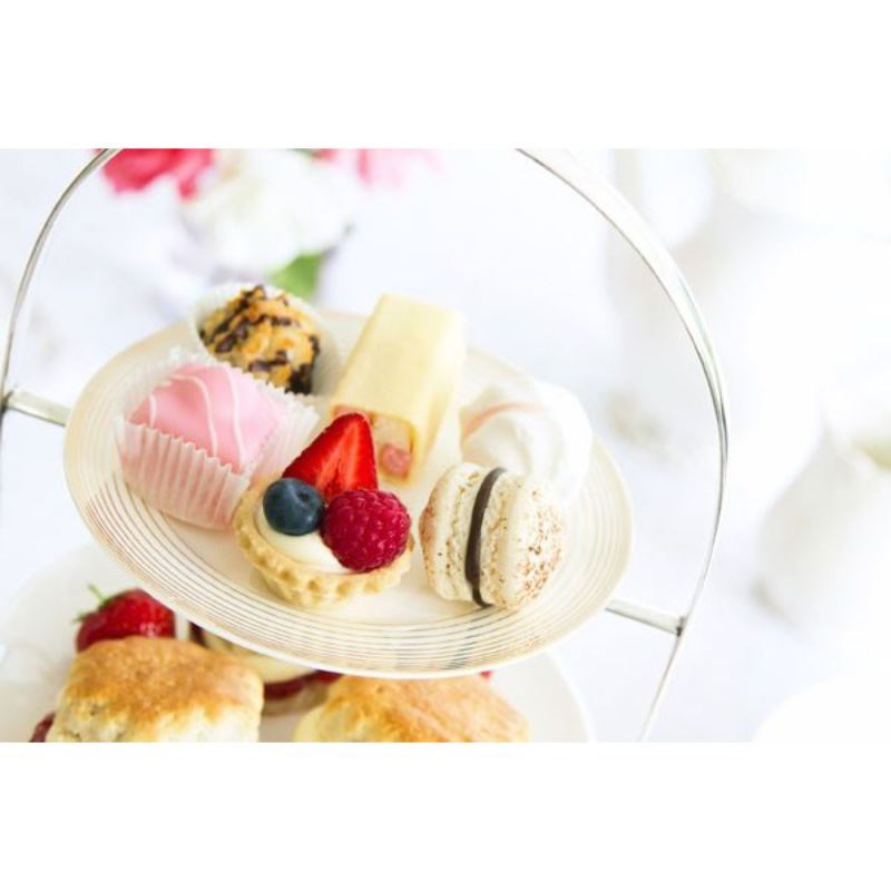Afternoon Tea for Two at Brook Honiley Court Hotel product image