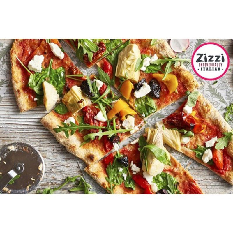 Three Course Meal and a Glass of Prosecco for Two at Zizzi product image