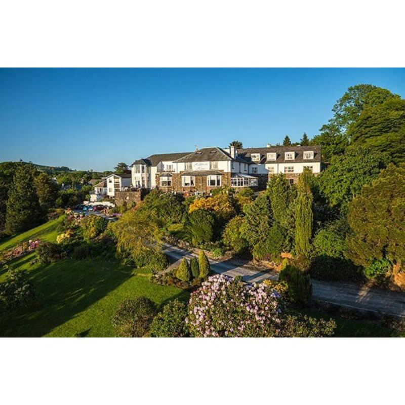Spa Day for Two with Cream Tea at the Hillthwaite Hotel  product image