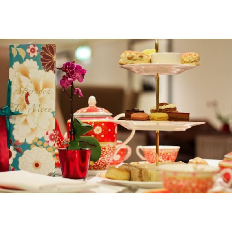 Sparkling Afternoon Tea for Two - UK Wide product image